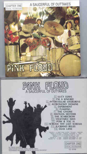 Pink Floyd - A Saucerful Of Outtakes ( Chapter One ) ( Studio LIVE Outtakes 1966 - 1967 )