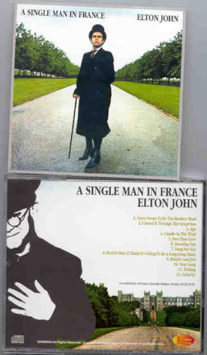 Elton John - A Single Man In France ( Giannde Studios , France , October 20th , 1978 )