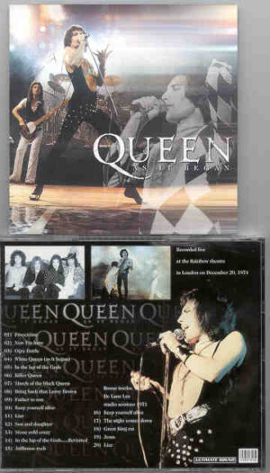 Queen - As It Began ( Live at The Rainbow , London , Dec 20th , 1074 )