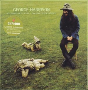 George Harrison - All Things Must Pass Isolated Tracks Edition ( 10 CD SET - 20 Pages Booklet )