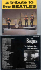 The Beatles - A Tribute To The Beatles ( Quarter Apple )
