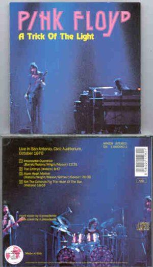 Pink Floyd - A Trick Of The Light ( WPOCM )( Audimax, Hamburg , Germany , Mar 12th 1970 )