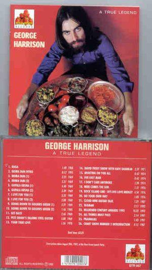 George Harrison - A True Legend  ( Strawberry )