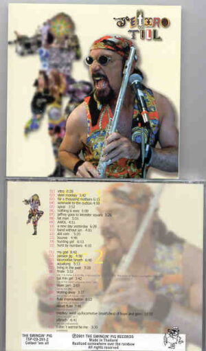 Jethro Tull - At The House Of Blues ( Swingin' Pig ) ( 2 CD!!!!! SET )