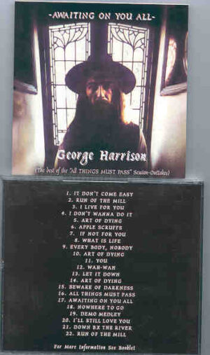 George Harrison - Awaiting On You All