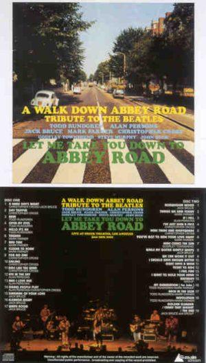 The Beatles - A Walk Down Abbey Road ( 2 CD!!!!! SET ) (  Main Stream )