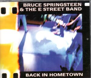 Bruce Springsteen - Back In Hometown ( 3 cd set ) ( STTP ) ( Continental Airlines Arena , East Rutherford , NJ , July 18th , 1999 )