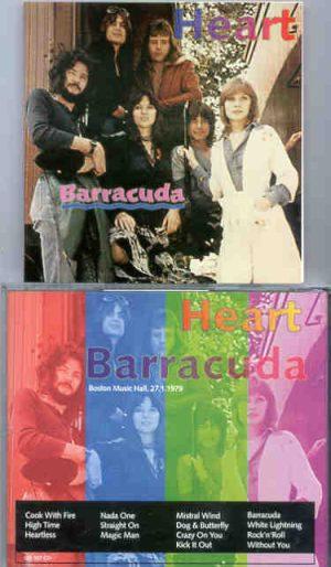 Heart - Barracuda ( Discurios )