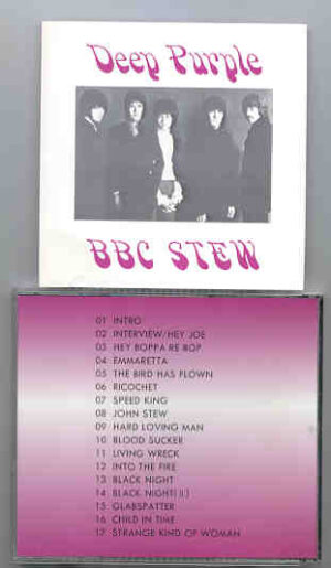 Deep Purple - BBC Stew