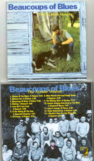 Ringo Starr - Beaucups Of Blues ( The Acetate Version ) ( Yellow Cat )