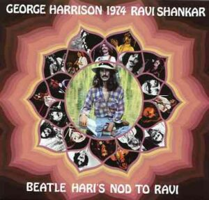 George Harrison - Beatle Hari's Nod To Ravi ( 2 CD!!!!! SET ) ( Godfather's Records )
