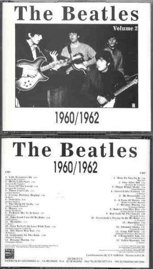 The Beatles - 1960 - 1962 Vol 2 ( 2 CD!!!!! SET ) ( CDDRIVE )