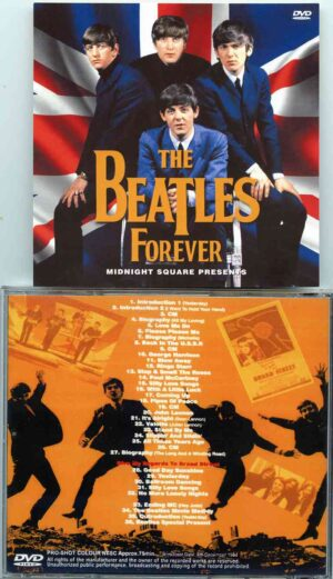 DVD The Beatles - Forever ( Midnight Square Presents )