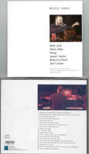 Billy Joel - Beatles Songs ( W / Elton John , Sting , James Taylor , Joe Cocker & Roberta Flack )