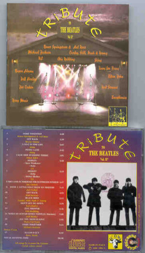 Various Artists - The All Stars Beatles Tribute Vol. 2 ( Rare Versions )