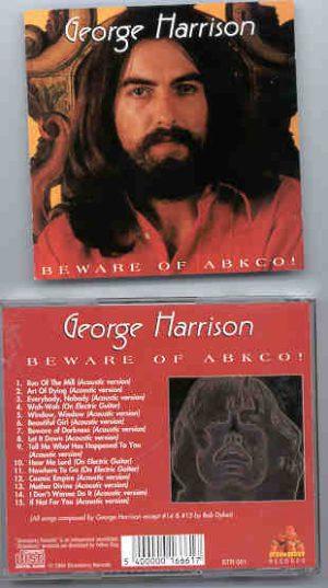 George Harrison - Beware Of Abko  ( Strawberry )