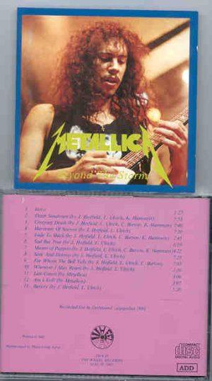 Metallica - Beyond The Storm ( Dortmund , September 1991 )