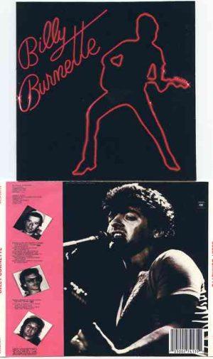 Lindsey Buckingham Fleetwood Mac - Billy Burnette ( Album on CD )