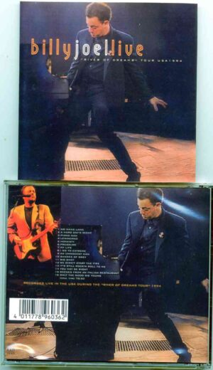 Billy Joel - Billy Joel Live River Of Dreams Tour ( Live in The USA , During the 1994 Tour )