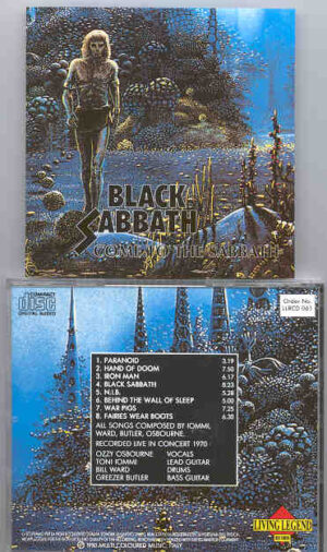 Black Sabbath - Come To The Sabbath ( Living Legend )