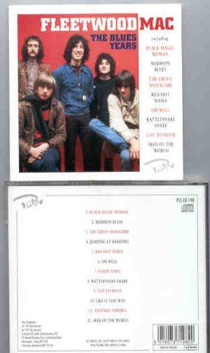 Lindsey Buckingham Fleetwood Mac - Blues Years