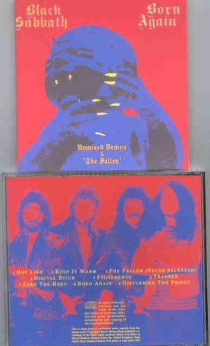 Black Sabbath - Born Again ( Unreleased Demos )