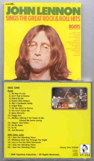 John Lennon - Brandy Alexander's Wall Of Sound Disc One    ( Vigotone )