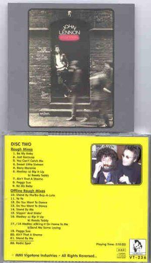 John Lennon - Brandy Alexander's Wall Of Sound Disc Two    ( Vigotone )