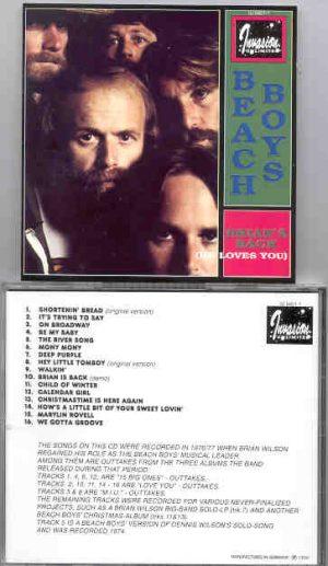 The Beach Boys - Brian's Back ( He Loves You )