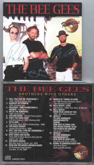 The Bee Gees - Brothers With Others
