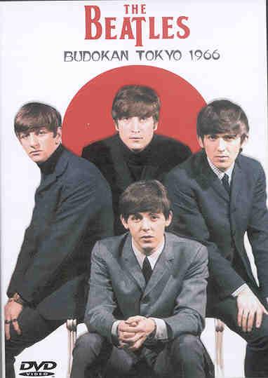 DVD The Beatles - Budokan - Tokyo , Japan 1966
