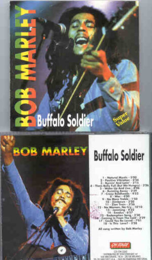 Bob Marley - Buffalo Soldier   ( On Stage )