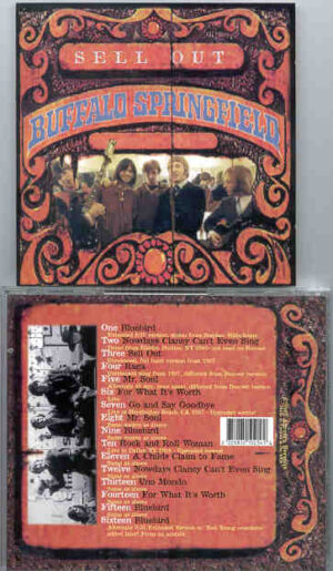 Neil Young / CSNY - Buffalo Springfield Sell Out ( 16 Rare Tracks )
