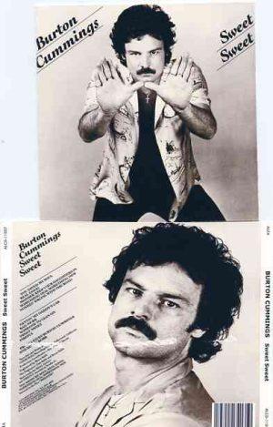 Bachman Turner Overdrive - Sweet Sweet ( Burton Cummings Original Album on CD )