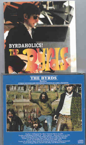 The Byrds - Byrdaholics