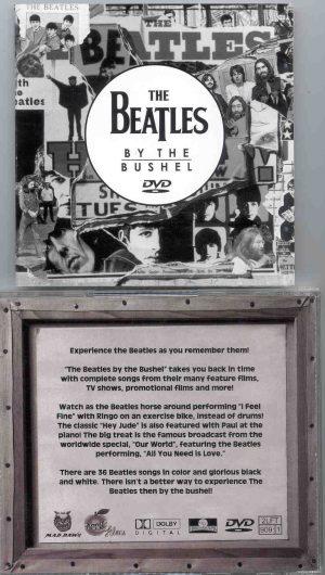 DVD The Beatles - By The Bushel