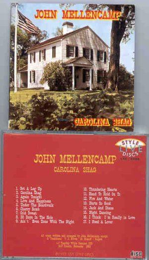 John Cougar Mellencamp - Carolina Shag
