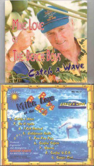 The Beach Boys - Catch A Wave ( Mike Love )