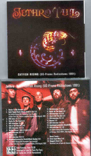 Jethro Tull - Catfish Rising ( US Promo Radio Shows 1991 )