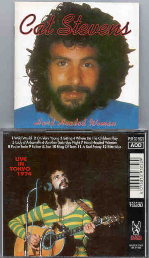 Cat Stevens - Hard Headed Woman  ( Great Dane ) ( Live In Tokyo , 1974 )