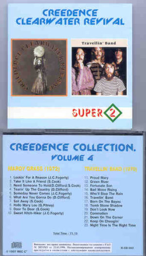 Creedence Clearwater Revival / John Fogerty - C.C.R. Collection Vol. 4 ( Rare compilation )