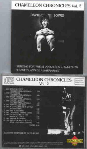 David Bowie - Chameleon Chronicles Vol.2  ( Living Legend )