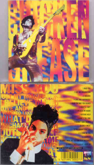 Prince - Chickengrease ( Midnight Beat ) ( Rare Recordings )