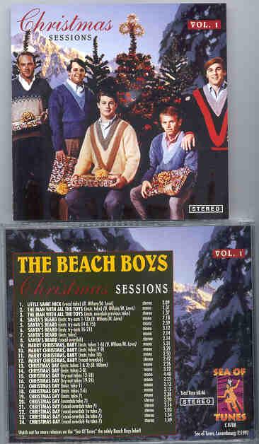 Beach Boys Christmas.The Beach Boys Christmas Sessions Vol 1