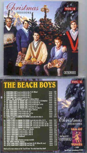 The Beach Boys - Christmas Sessions Vol. 2