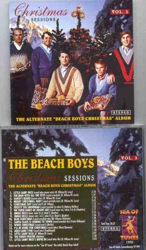 The Beach Boys - Christmas Sessions Vol. 3