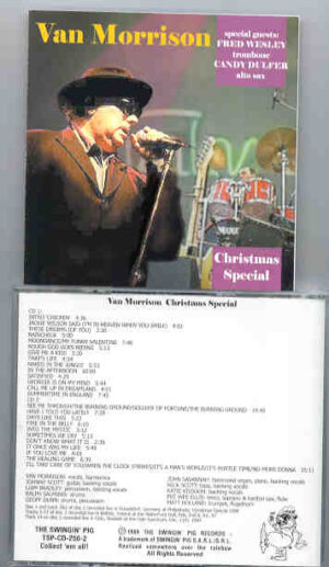 Van Morrison - Christmas Special ( Swingin' Pig ) ( 2 CD!!!!! SET )