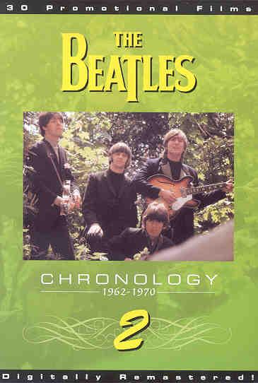 DVD The Beatles - Chronology Vol 2