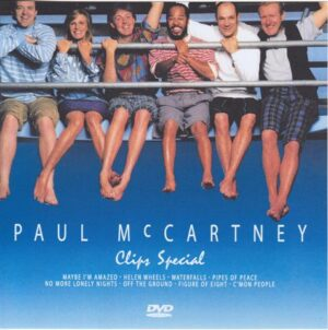 DVD Paul McCartney - Clips Special