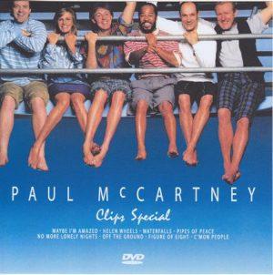 DVD Paul McCartney - Clips Special